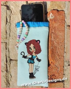 Embroidery file Kitten 1 in...