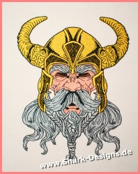Embroidery file Viking...