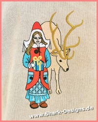 Embroidery file winter...