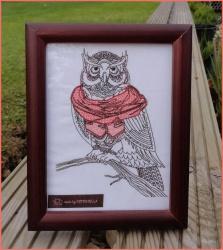 Embroidery Design Autumn...