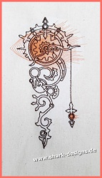 Embroidery Design Steampunk...