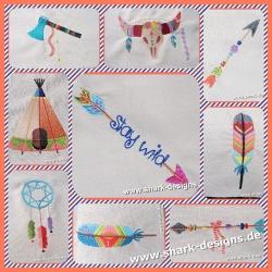 Embroidery Design Native...