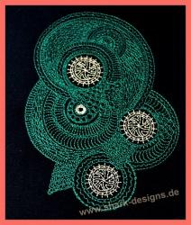 Embroidery Design Tangle...