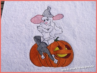 Embroidery Design Halloween...