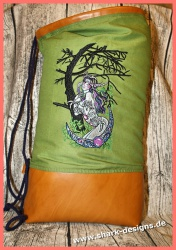 Embroidery Design Forest...