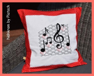 Embroidery Design Music...