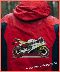 Stickdatei Bike-3, Motorrad...