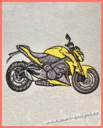 Stickdatei Bike-4, auch ein...