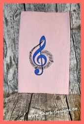 Stickdatei Treble Clef -...