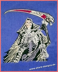 Stickdatei The Reaper, 5...