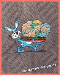 Embroidery file Easter...