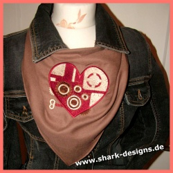 Embroidery file Steampunk...
