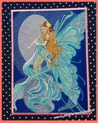 Embroidery Design Sky Angel...