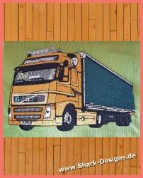 Stickdatei Truck 1, ein...