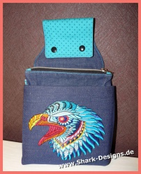 Ethnic Eagle Head, für...
