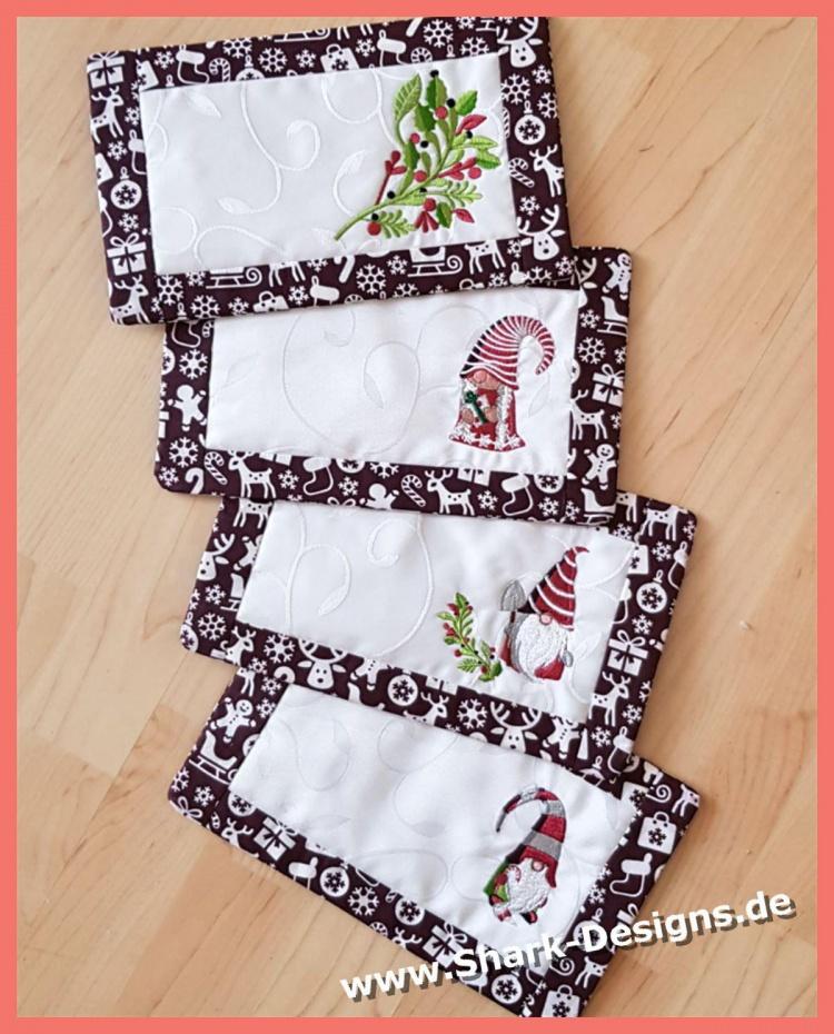 Embroidery set Christmas...