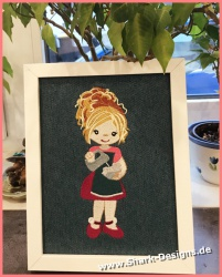 Embroidery file Cooking...