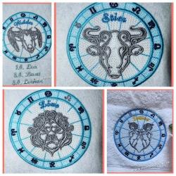 Zodiaks, die 12...