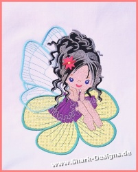 Butterfly Fairy, a summery...