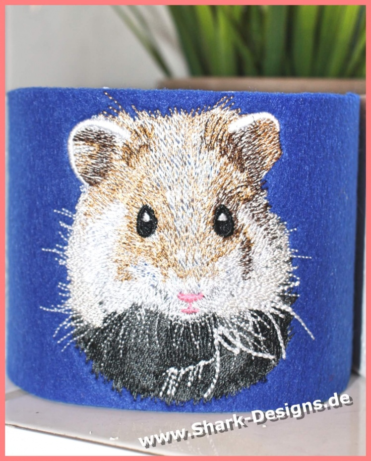 Praxis digital embroidery design hamster hospital in the hoop 5x7 SET Stickdatei HAMSTER mit Pflaster ITH 13x18 cm Krankenhaus Arzt Dr