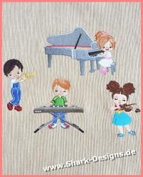 Orchester Kids, einzeln...