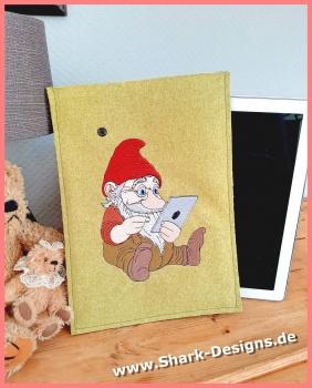Embroidery file Tech Gnome...