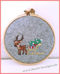 Embroidery file Christmas...