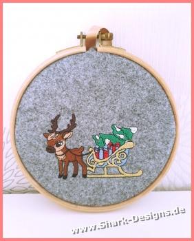 Embroidery file Christmas...