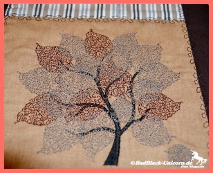Embroidery file Golden Tree...