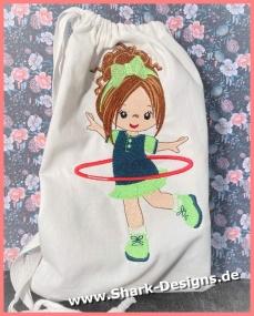 Embroidery file Hoola Hoop...