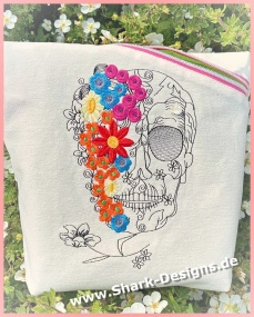 Embroidery file Floral...
