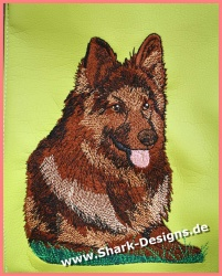 Embroidery file old German...