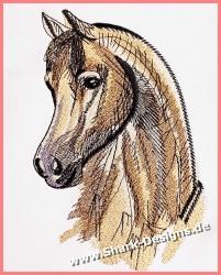 Embroidery file Arabian...