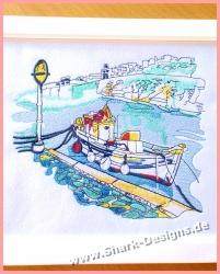 Embroidery file Porto...