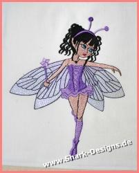 Embroidery file fairy Sana...