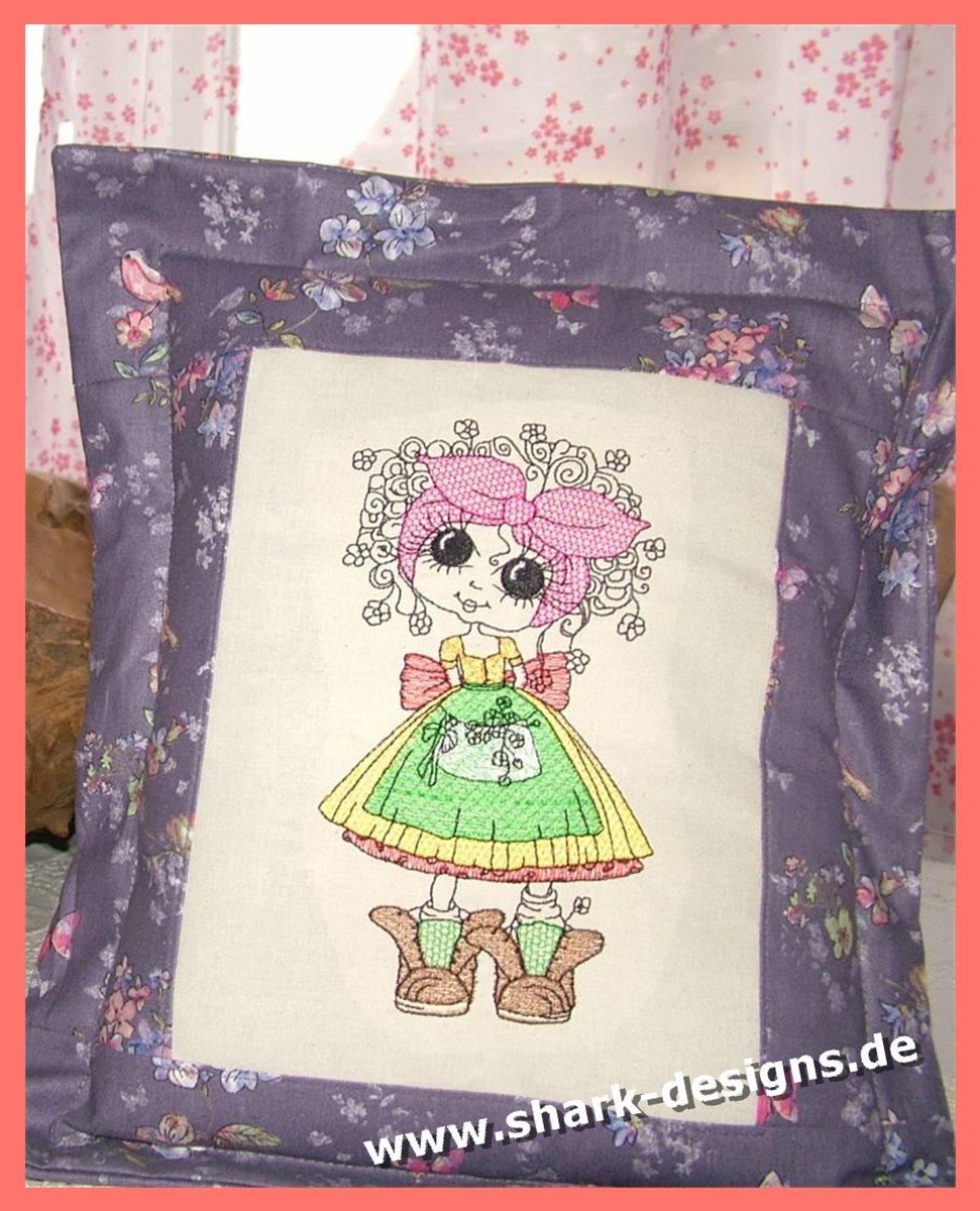 Uschios Farmers Doll, Sherry Baldy Püppchen